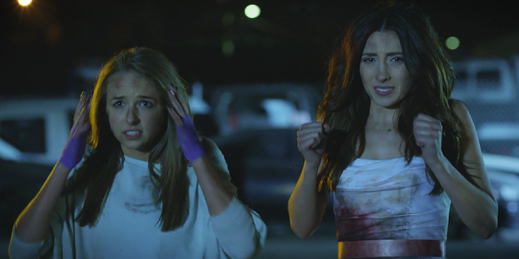 Join @jennxpenn & @Love_Lauren_E for one wild ride. 'Bad Night' is now on Vimeo On Demand: http://t.co/7zoCrIhcKY http://t.co/w1nf8xEcur