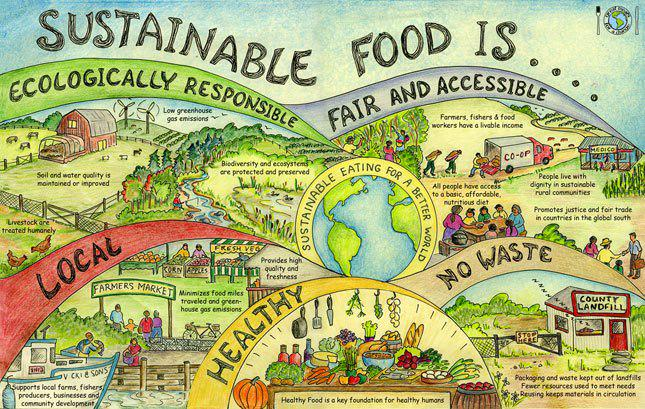 This is what sustainable food looks like! #FoodTank http://t.co/omNmBpZW4H