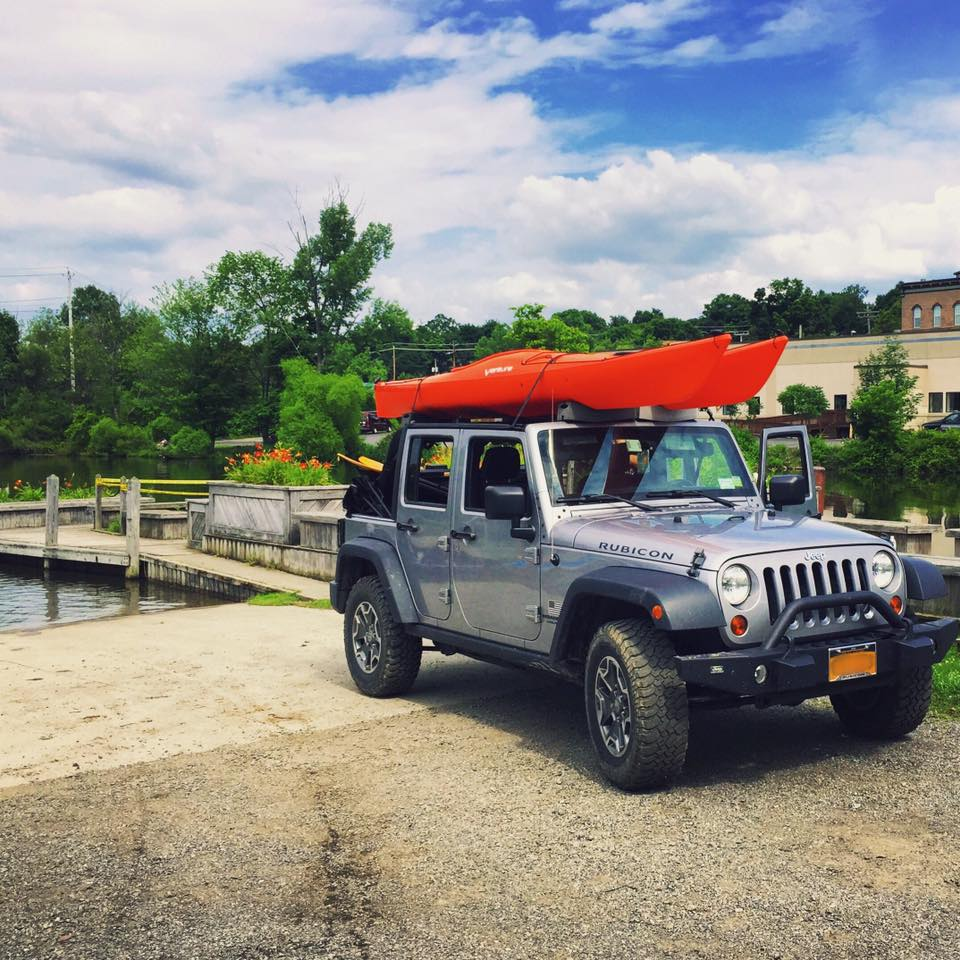 If it's adventurous, we'll give it a go. #WranglerWednesday (Photo cred: Kristalyn). http://t.co/dVlSqhLlZy