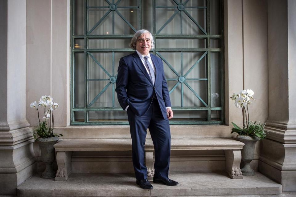 Energy Secretary Ernest Moniz: A Cabinet star is born, fascinating profile by @NeilSwidey http://t.co/sMLraP6WHZ http://t.co/HGcHWny3wC