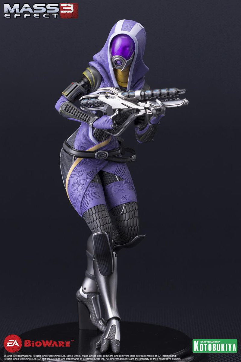 The Mass Effect 3 Bishoujo series continues with Tali'Zorah!  https://t.co/m6L5UY3oD0 http://t.co/zfiOXwhBGM