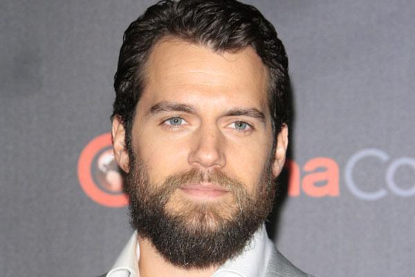 Move over Jamie Dornan, Henry Cavill is the new Fifty Shades of Grey hunk: