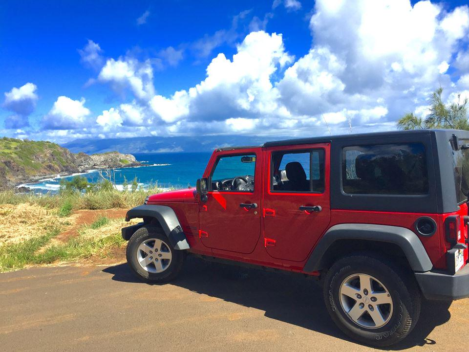 Nothing like an adventure with a great view. #WranglerWednesday (Photo cred: Mike H). http://t.co/77fG1OiRLS