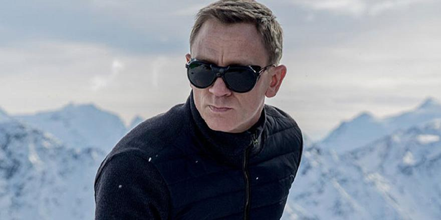 The trailer for new James Bond film Spectre is full of action