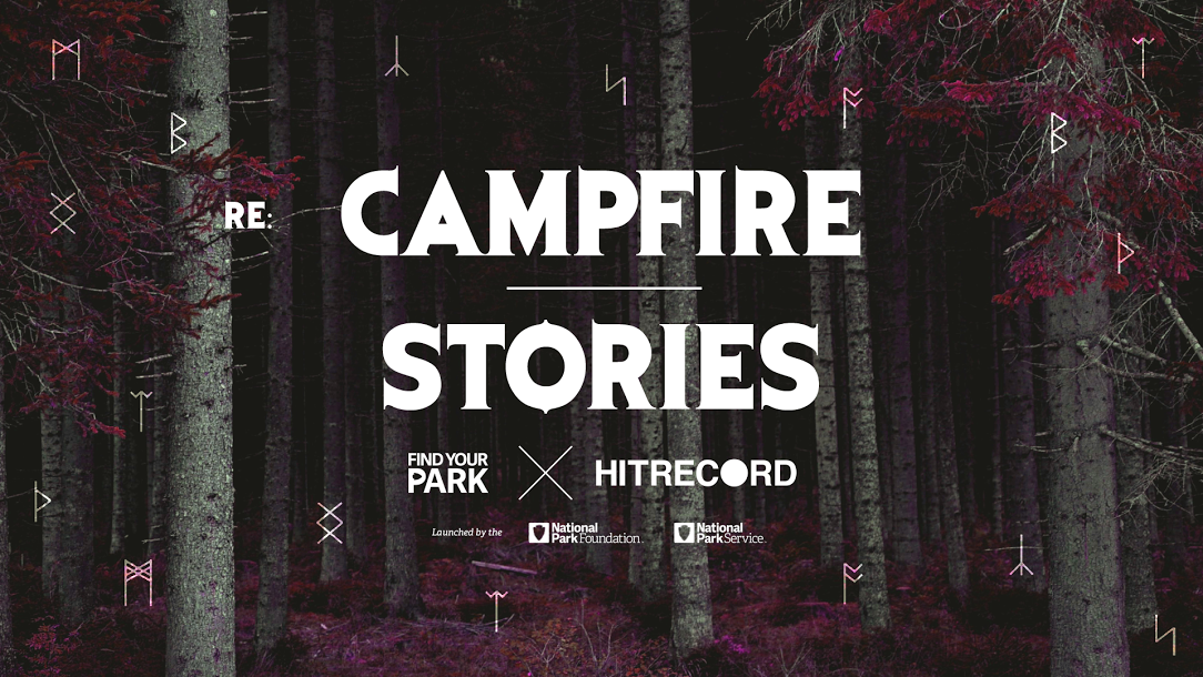 RT @hitRECord: Know of any Myths about the National Parks? Let's make some campfire stories about 'em: http://t.co/HrWIcI2oaF http://t.co/h…