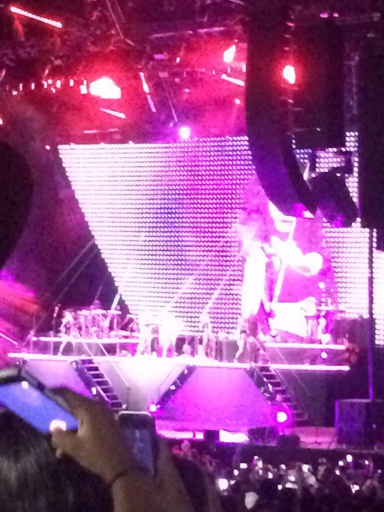 RT @AMacwha: Nicki was AMAZING!!!!!!!! An unforgettable night! #PinkPrintTour ???? @NICKIMINAJ http://t.co/ywpIUeJMlE