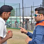 At #CricketAakashAcademy in Jaipur http://t.co/1ukHPaUMuO