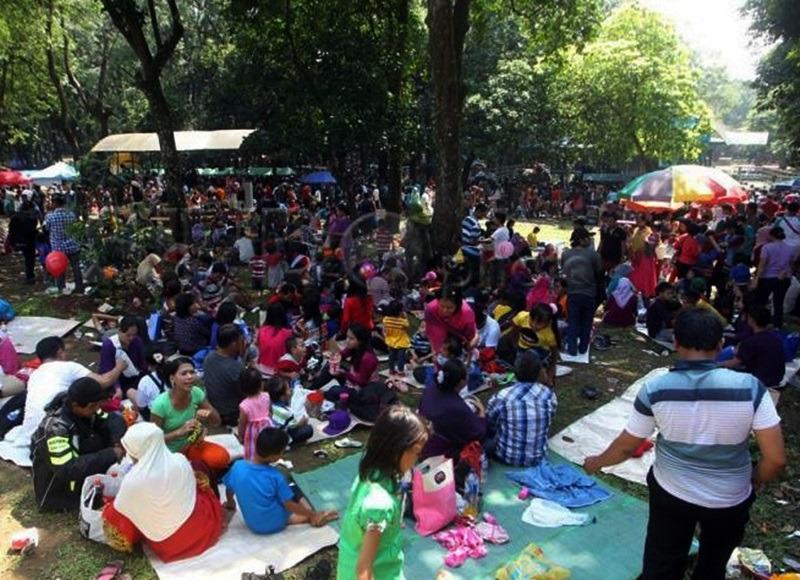 Ragunan Pulang Kampungnya Penduduk Jakarta - AnekaNews.net