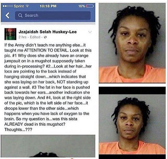 RT @dangitpottorff: this is scary as hell #SandraBland http://t.co/46tvrPi0Vn