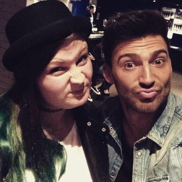 So the little one @ItsAnnaStar gets to meet this one twice and I'm on cruise ship in Ajaccio! Jealous @JakeQuickenden http://t.co/cTK7ITFUJa
