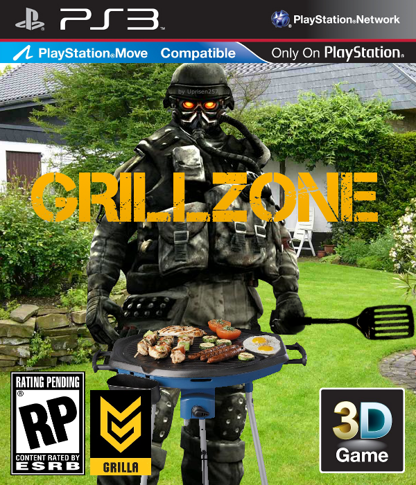 Grillzone #UnexcitingVideoGames (c/o Uprisen257) http://t.co/IEZF7DJWWU