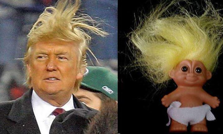 I wish we'd vote between these two, I'd vote for the troll....no, the one in the diaper.  Yeah, hard to tell the diff http://t.co/CUO1heF7jk