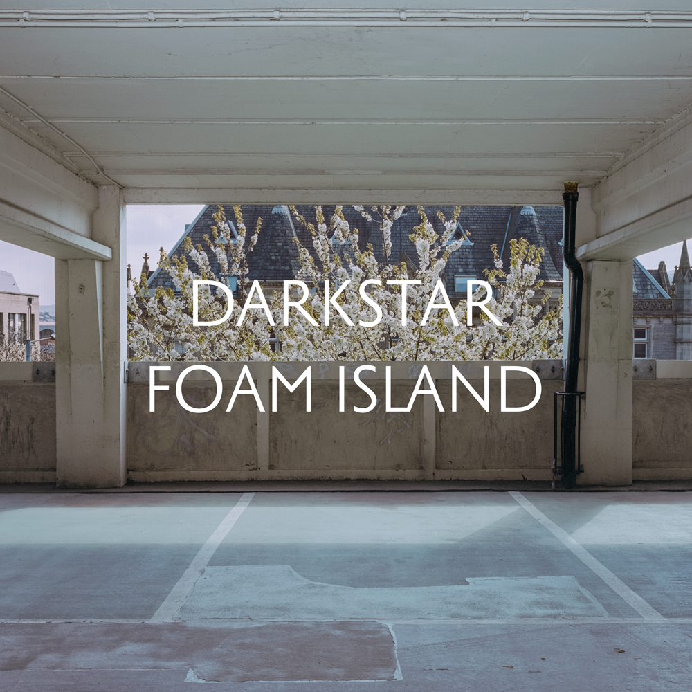 Proud to announce our new album on @WarpRecords - 'Foam Island'. Listen to Pin Secure now - http://t.co/5sGT6Fs1nq http://t.co/O4CoY1B0pc