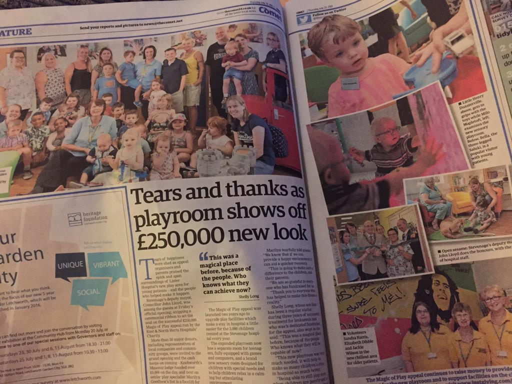 Loved seeing this tonight @enherts @comet_ed. so proud to have ran #vlm14 for this cause last year http://t.co/ZWdg3fHra4