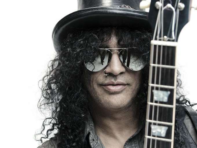 Happy birthday Here\s an archive interview with the Guns N Roses icon.
