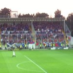 Great effort from Caley Thistle supporters. Roughly 500 have made the trip to Romania. http://t.co/tfL79MYWVy
