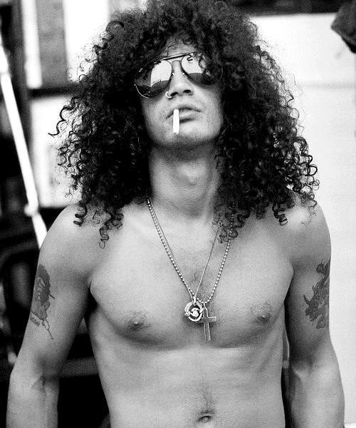Felicidades a el mejor de todos. A el más grande, hijueputa. Happy Fucking Birthday Slash.