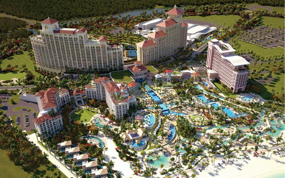 The Bahamas is not going to honor Baha Mar's bankruptcy request