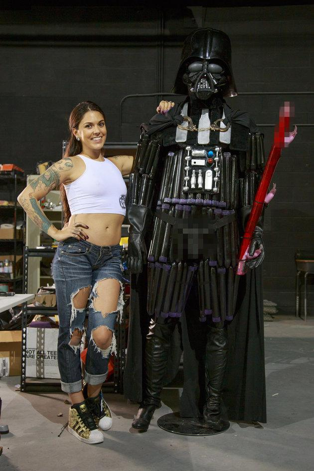 Vader sex machine