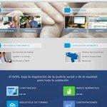 #BuenProvecho ¡ #Ivss Te invita a conocer su nuevo diseño web http://t.co/TmbMSE3v2l  http://t.co/eJgijPurtE @c_rotondaro @diromaale