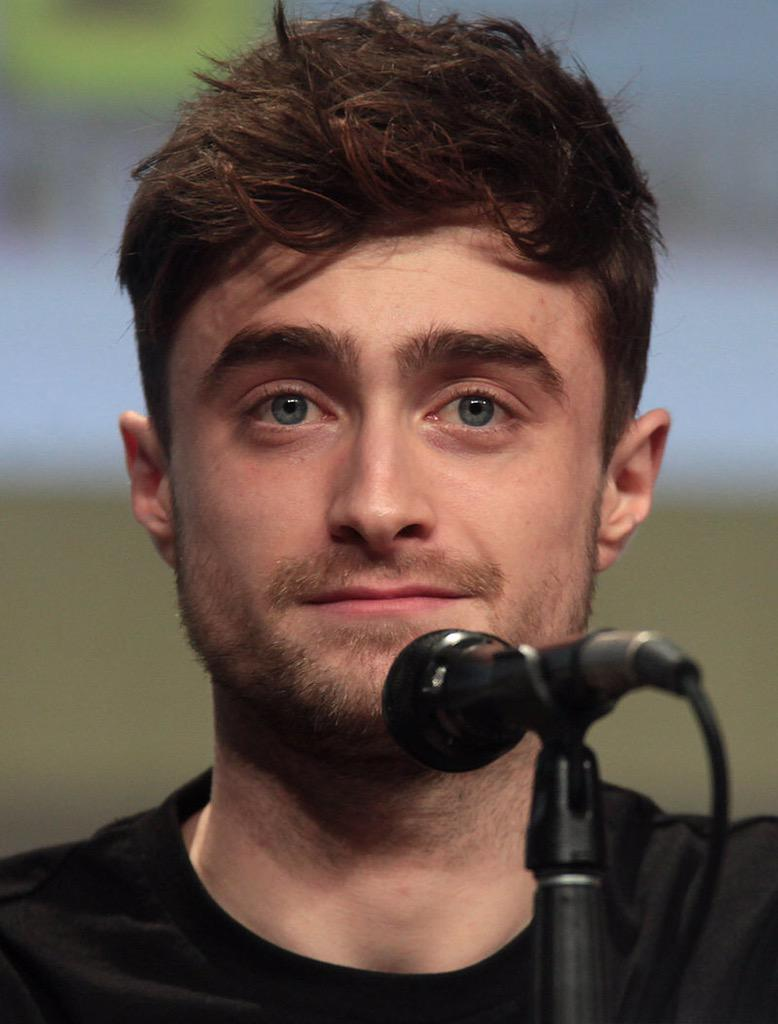 Happy Birthday, to Harry Potter, himself! The beautiful Daniel Radcliffe turns 26 today!