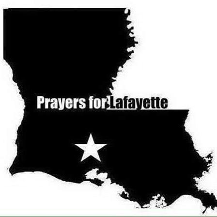 It's a shame to see another senseless act of violence and it happen so close to home.  #lafayette http://t.co/N6v7FWcK04
