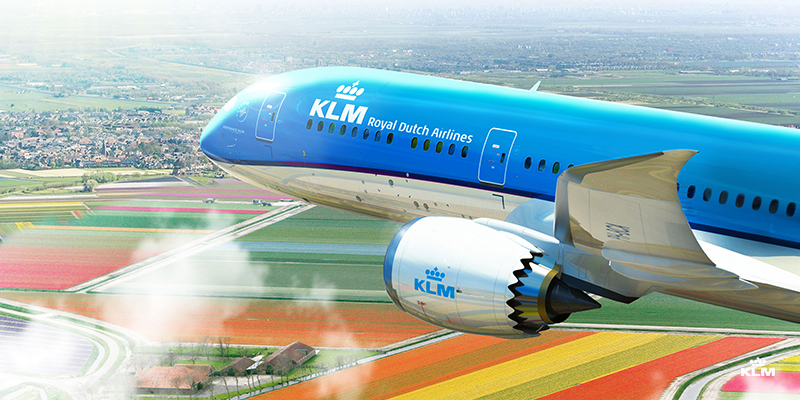 Press release: KLM invests in customer and future with new Boeing 787-9