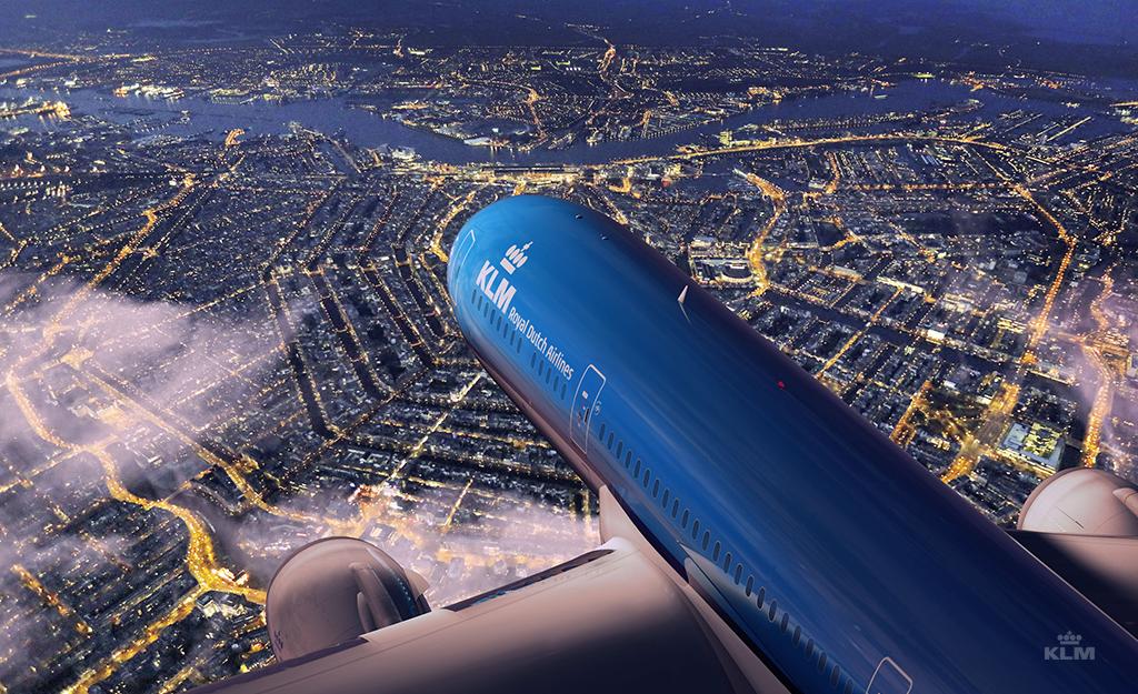 Persbericht: KLM investeert in klant en toekomst met nieuwe Boeing 787-9