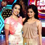 RT @PriyaManiWeb: #DancingStarJr #Beauties Stunning Girls @MayuriUpadhya & @priyamani6 :) http://t.co/XSC32xueml