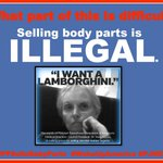 MT @jstines3: Stop the `Womans Right to Choose` BS! SELLING BODY PARTS IS ILLEGAL! http://t.co/PO1Kv2P6Ez #DefundPP #PJNET