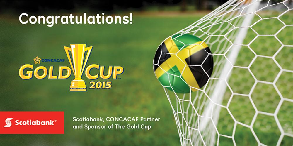 Congratulations to the #ReggaeBoyz on their historic semi-final win in the #CONCACAF Gold Cup! #GoReggaeBoyz http://t.co/6hSKoaKMRc