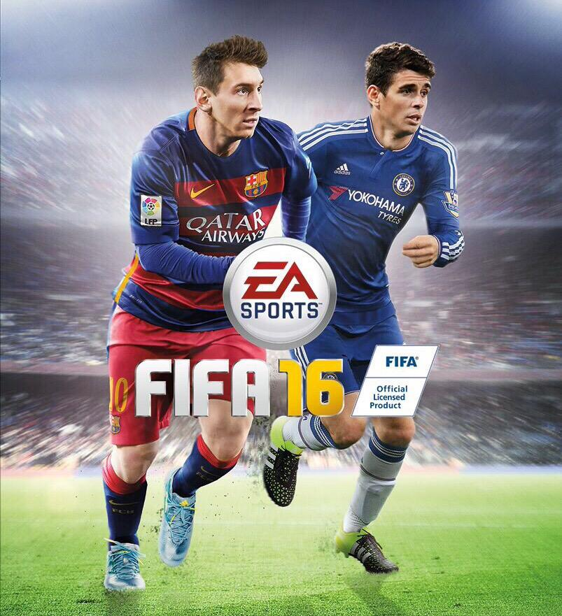 FIFA 16 ⚽️ http://t.co/HSovh9bBCX
