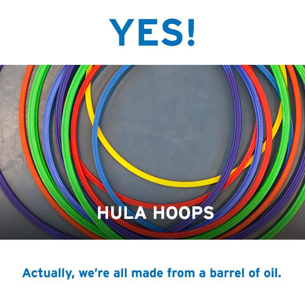 Which one of these is made from a barrel of oil? http://t.co/zJJb5sxsKM