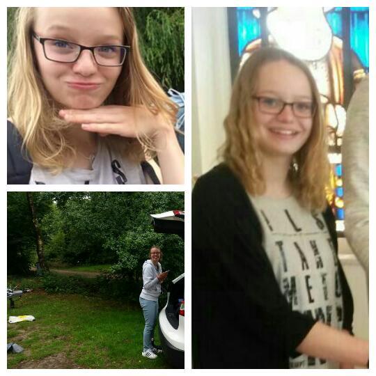 Vermist, mogelijk in omg Rotterdam: Lisa(13), gr joggingbr, wit shirt, gr hoody, paarse rugzak, zw bril. Tips bel 112 http://t.co/SWNlub66zB