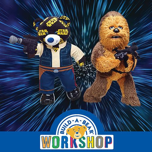 Whether you want to create your own or get one ready to battle the Force, your #StarWars pals are here! Finally! http://t.co/yDCLJOeXXi