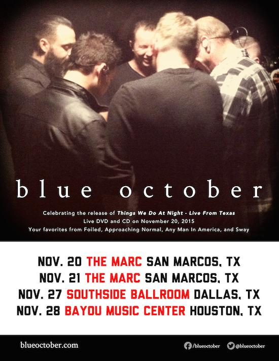 November TX shows in San Marcos, Dallas, and Houston just announced! Presale tix on sale now. http://t.co/MpvI4ZjTZ4 http://t.co/lO5HQEhkUH