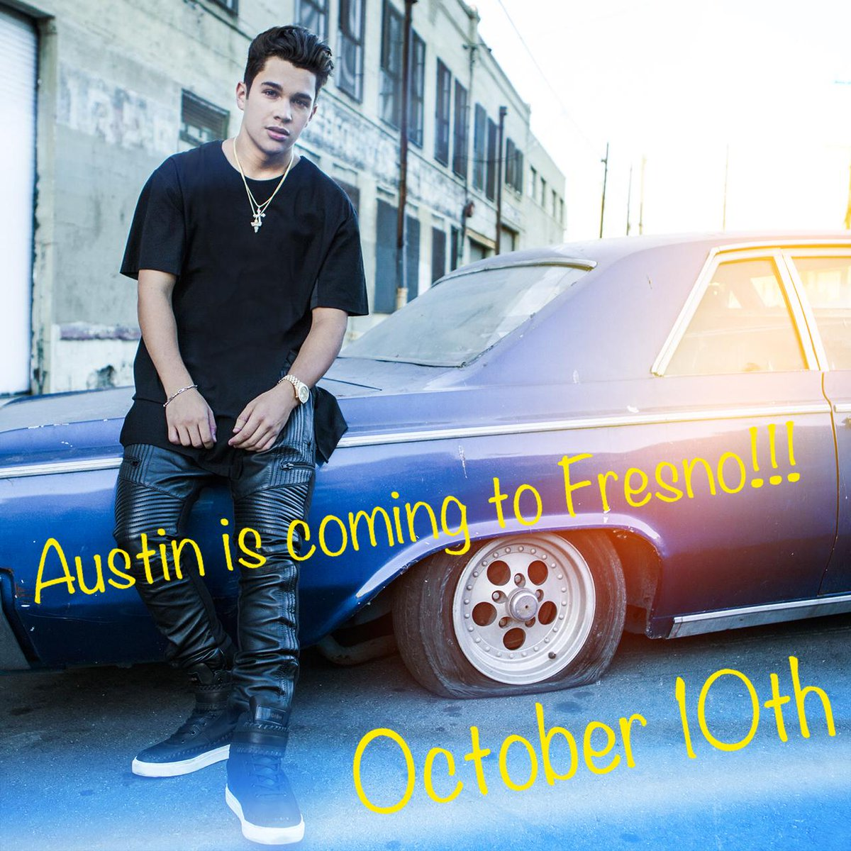 Did you hear? @AustinMahone is coming to the #2015BFF! Pre-Sale starts 7/29 for Big Fair Fan Club Members! http://t.co/jB9sKQYARO