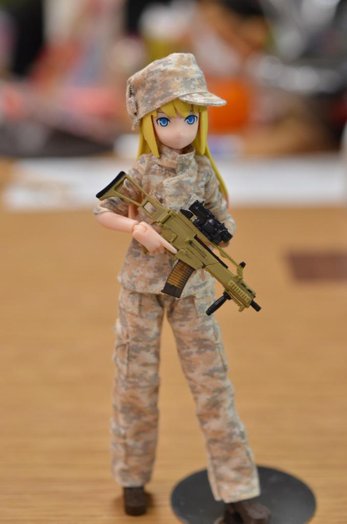 ACU風戦闘服できたー! http://t.co/Jy9quH7l2D