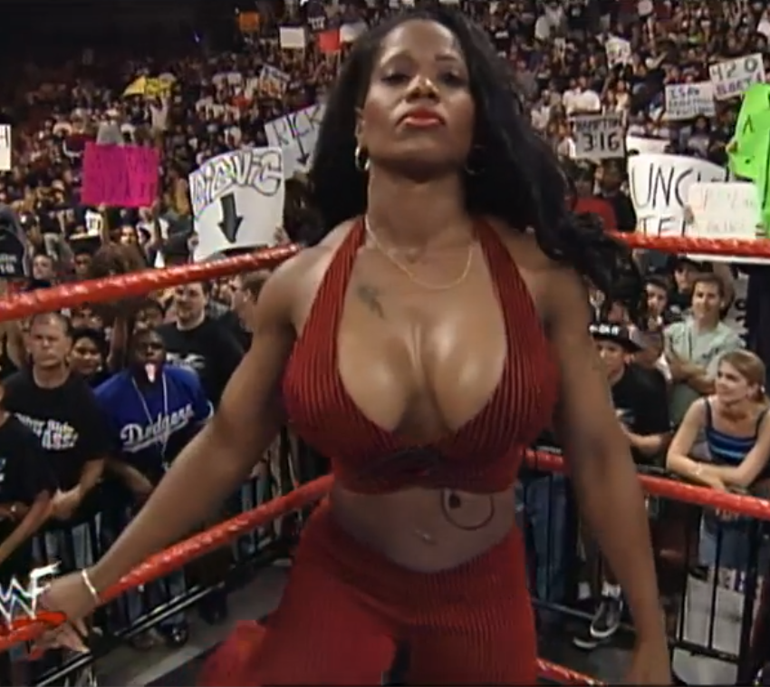 "Throwback Divas on Twitter: ""Jacqueline Moore - Raw Is War ..."