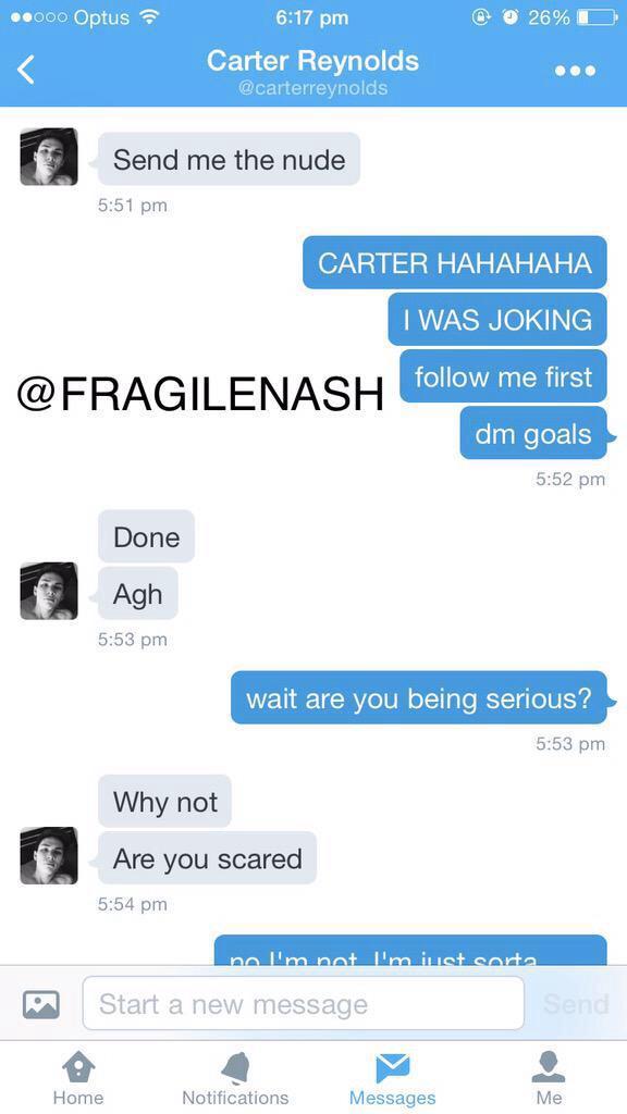#RespectForCarter? Let me just leave this here... http://t.co/ORaueEVYJv