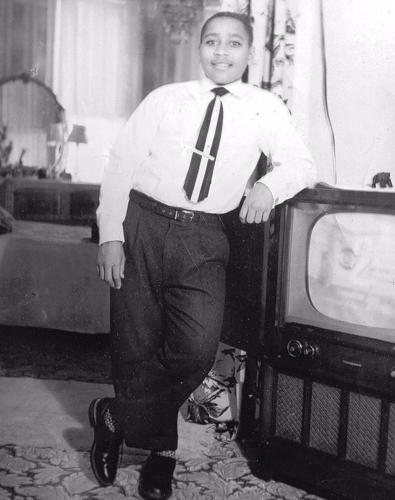 Emmett Louis Till  July 25, 1941 – August 28, 1955 http://t.co/yD3T9M46rp