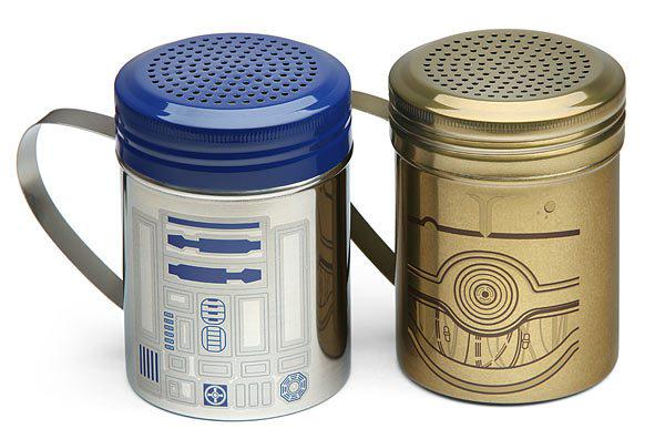 Saleiro R2-D2 e pimenteiro C-3PO http://t.co/92H8uSYj1K http://t.co/z3L1qy74fA