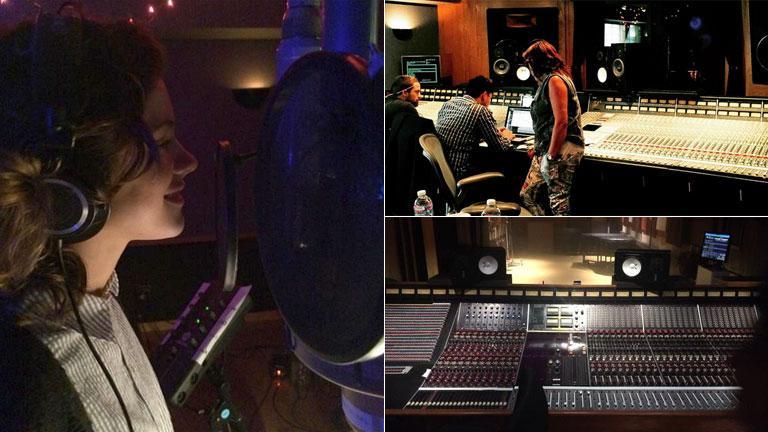"CAMBIOS Tini Stoessel graba su primer disco solista en Hollywood: ""Arrancó esta aventura"" http://t.co/HC7n3LUuKq http://t.co/kPfhAOjcBI"