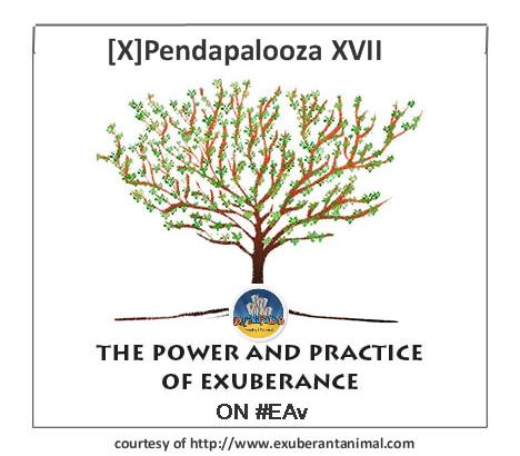 [X]Pendapalooza 17 = [X]Uberance.  Learn the formula on #EAv. http://t.co/fQCyjSfwZf