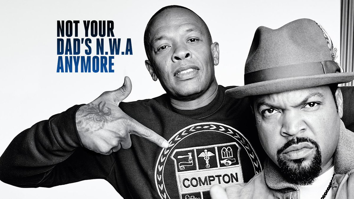 Dr. Dre, Ice Cube Break Silence on N.W.A Movie, Suge Knight's Murder Charge, Reunion Tour Plan