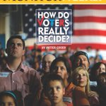 How do voters really decide? Get your new digital weekly here: http://t.co/BkhaGVtvRn #politics http://t.co/5MoPMguNJw