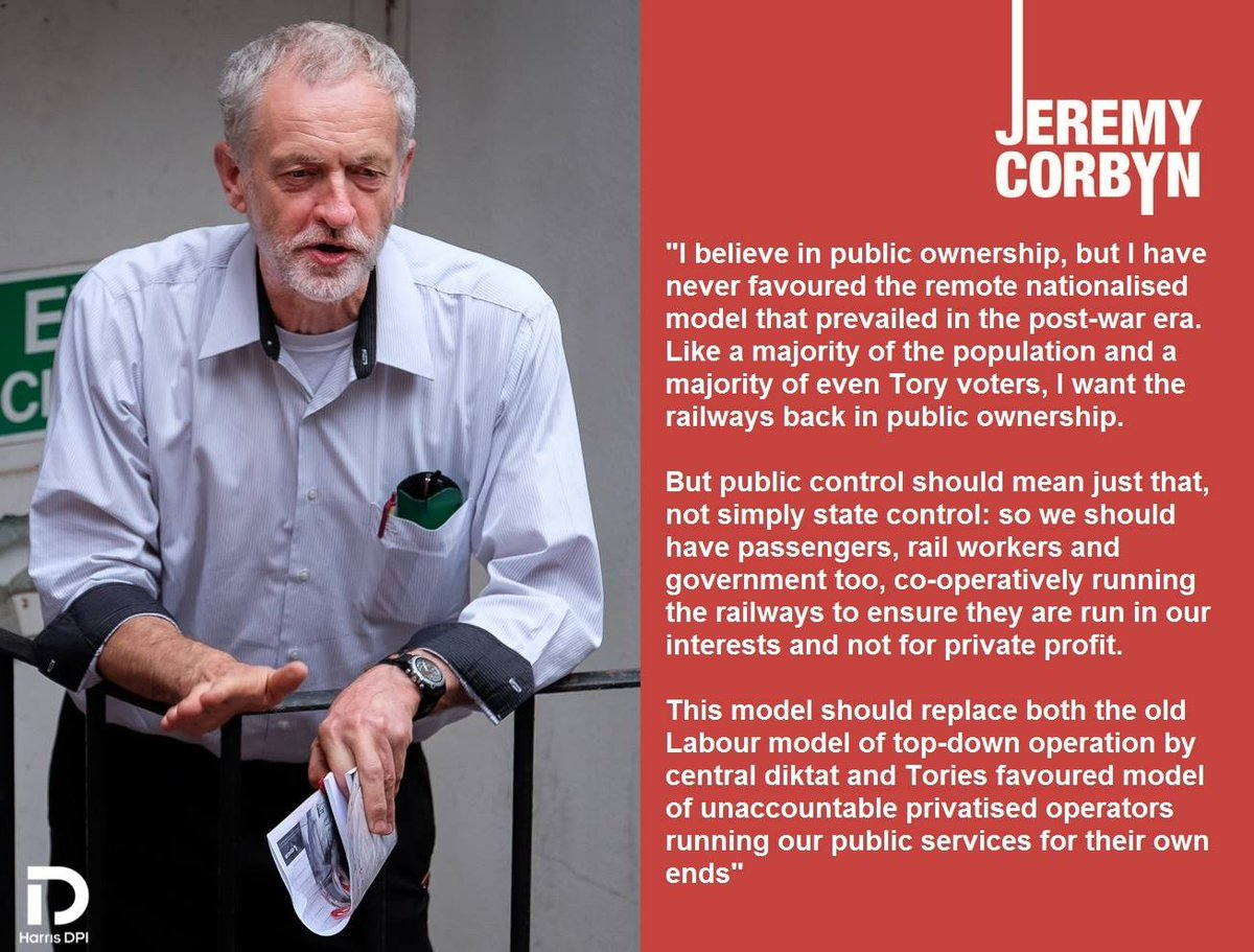 Statement from Jeremy Corbyn on public ownership #Corbyn4Leader ► http://t.co/KzUwoLYiDs