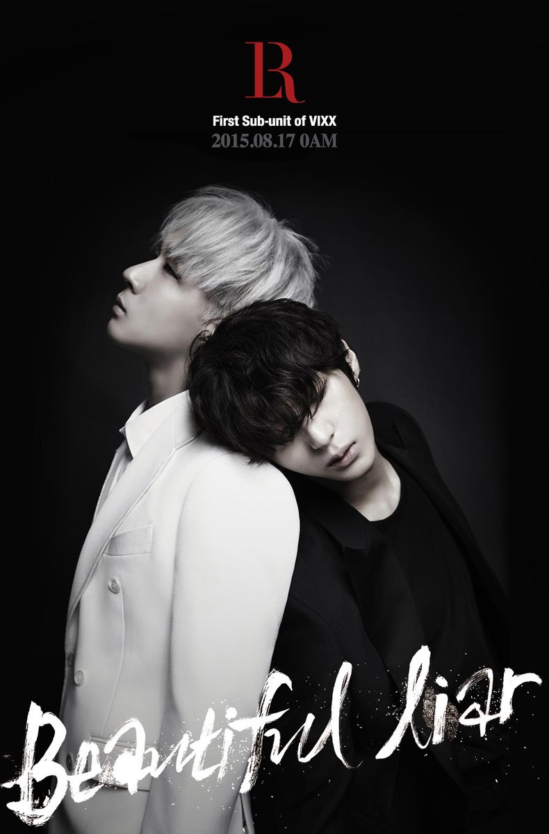 RealVIXX (@RealVIXX): [VIXX_LR] #VIXX #LR #Beautiful_liar 2015.08.17. 00am. Release. http://t.co/Qwp48L4QEY