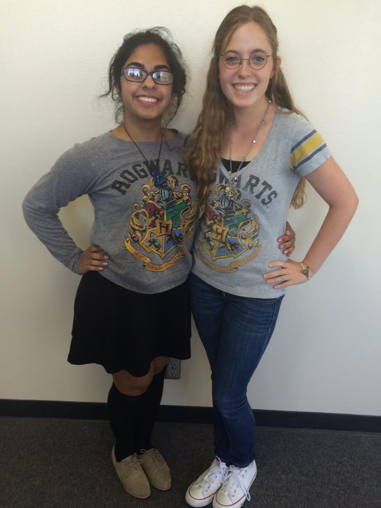 Happy birthday Bethany!! I love you so much and I\m so happy that you\re always my Harry Potter bud!