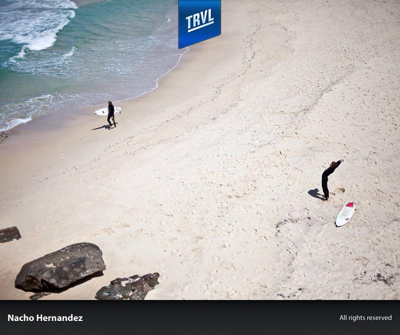 Even in winter #Bondi beach is where I wanna be! #Sydney in @TRVL photo @_nachohernandez http://t.co/3VDFtniZyM